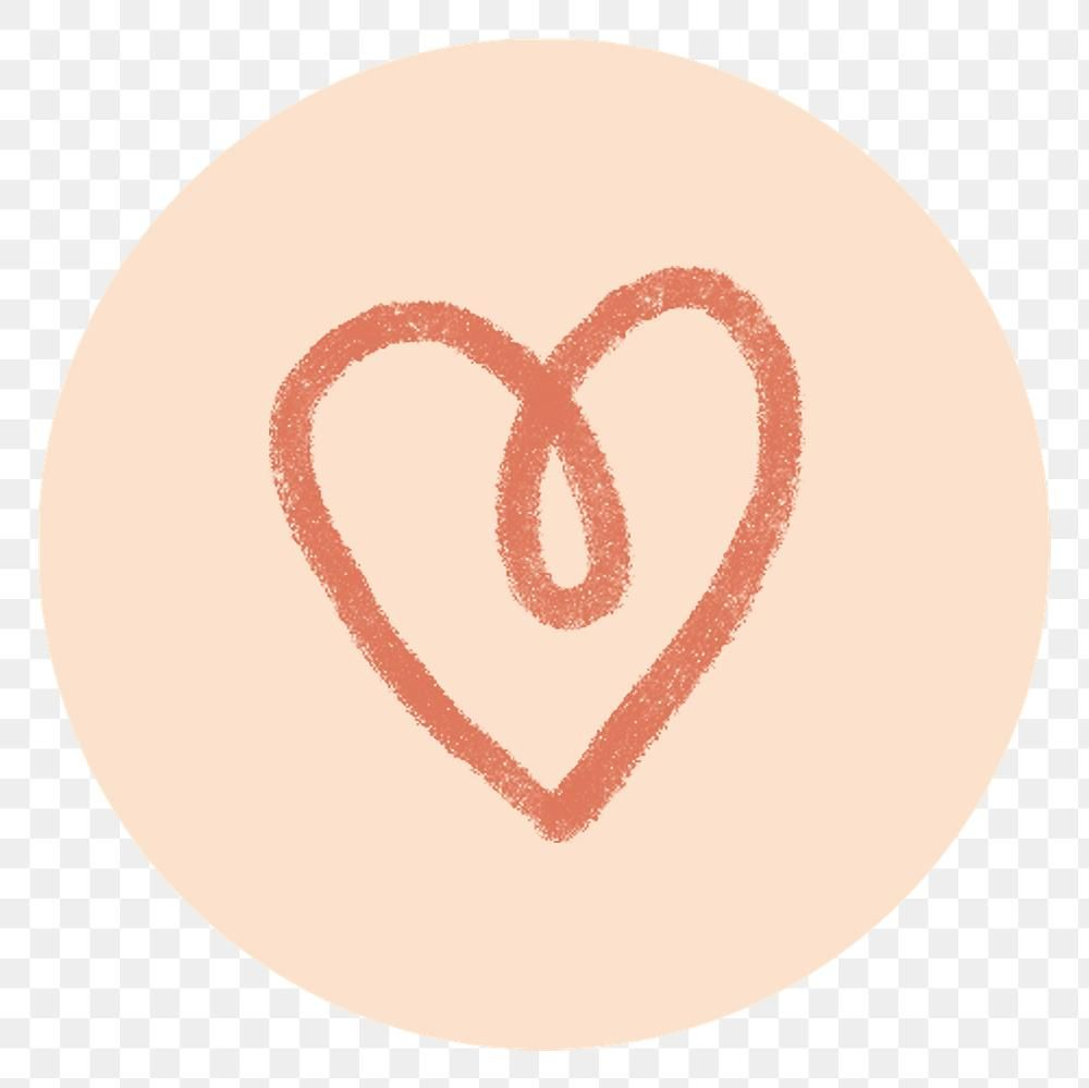 Instagram Story Highlight Heart Icon Transparent Png Free Image By Rawpixel Com Ningzk V Heart Icons Flower Icons Story Highlights