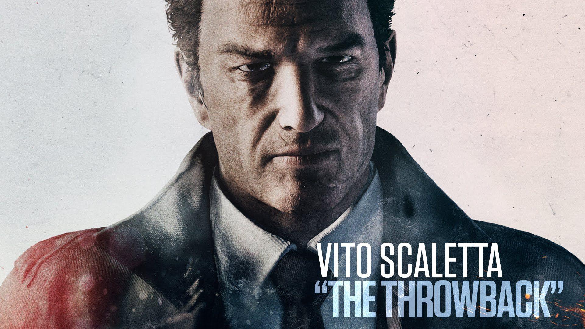Mafia Iii Vito Scaletta The Throwback Lieutenant