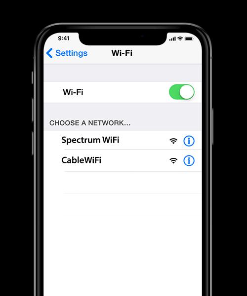 Wifi Service Providers in My Area Spectrum Wifi service