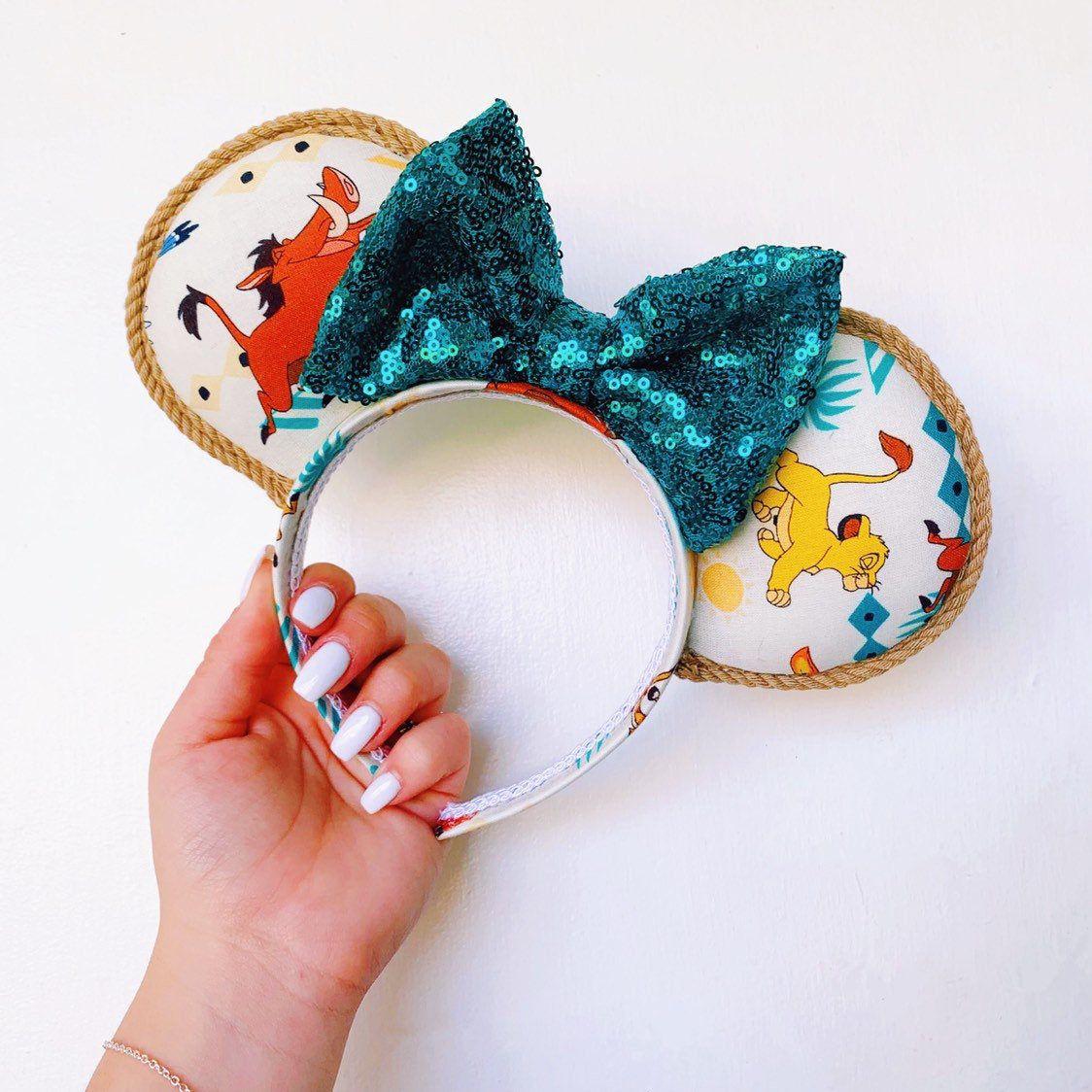 cute Disney ears alive ears Alice in wonderland custom Disney ears Disney ears