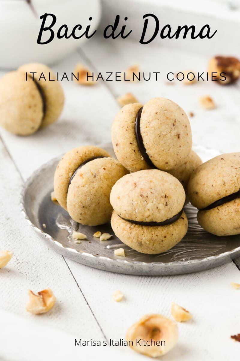 Photo of Baci di Dama: Italian Hazelnut Cookies