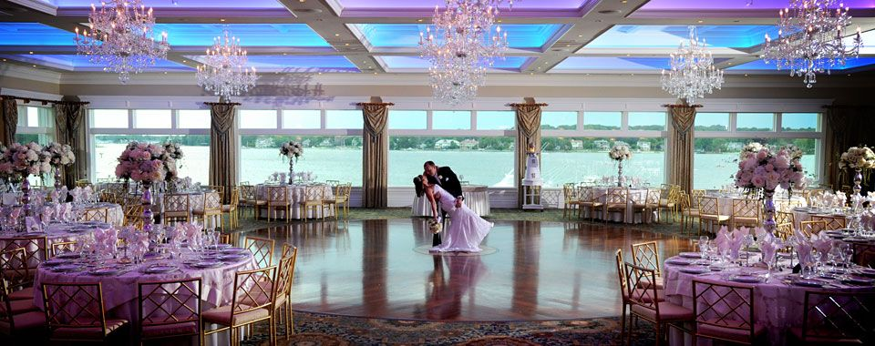Clark S Landing Point Pleasant With A New Luxurious Ballroom High Find This Pin And More On Top 25 Wedding Venues In Jersey