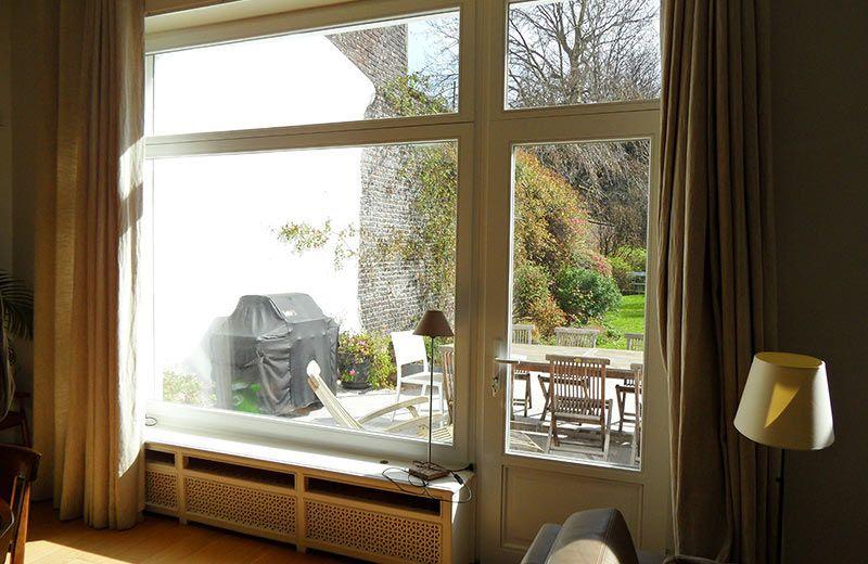 Remplacement fenêtres bois Riche dans une maison de Lille Fenêtres - fenetre pour maison passive