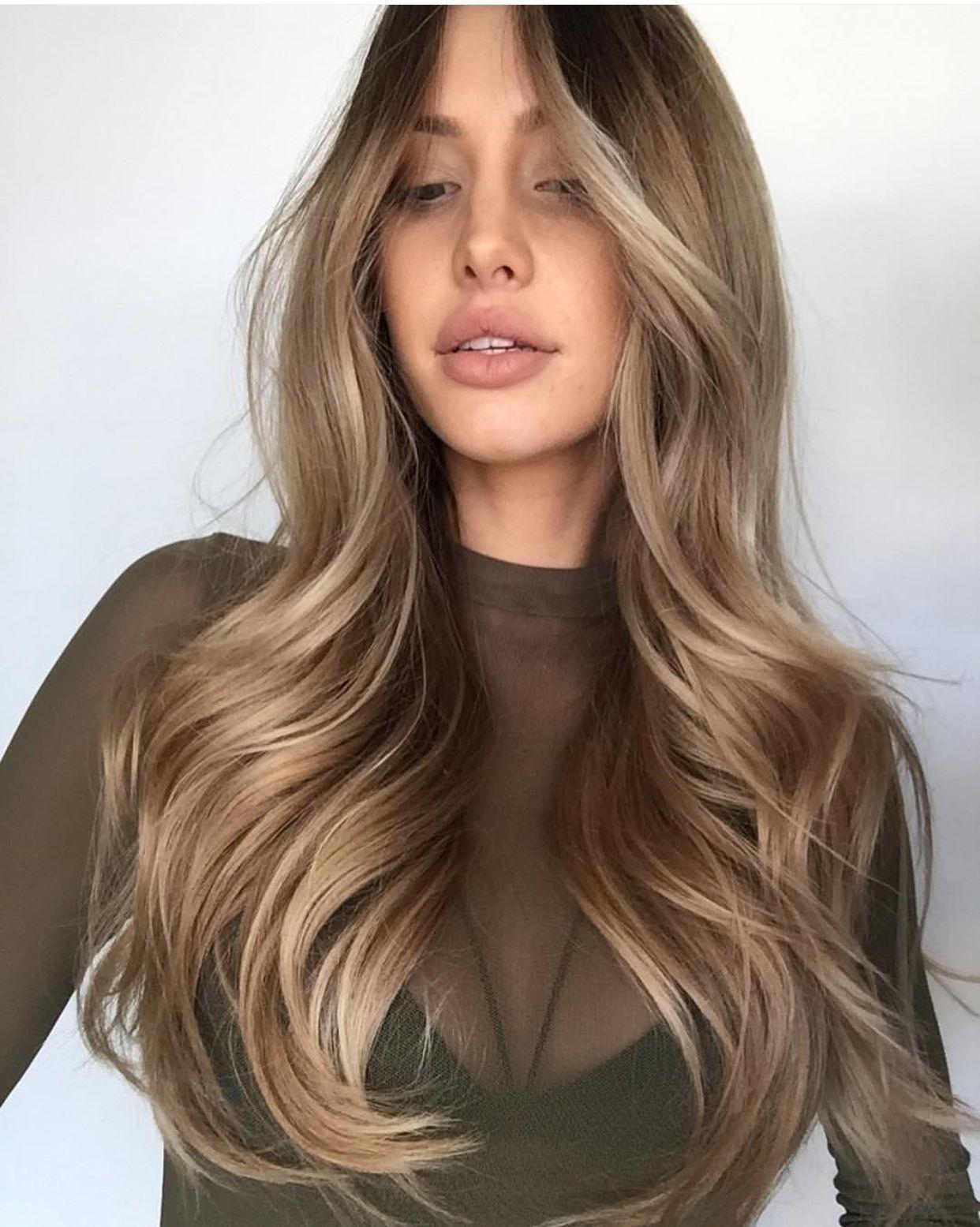 Caramelo Pelo Dark Blonde Hair Color Long Hair Color Hair Styles