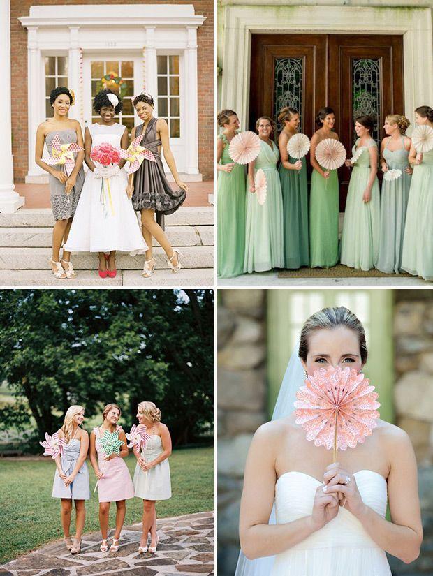 Alternative Wedding Bouquets, Non-Floral Bridal Bouquets | Bridal ...