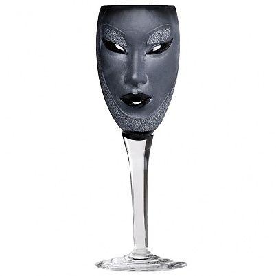 Бокал для вина «ELECTRA», черный | Бокал для вина ...