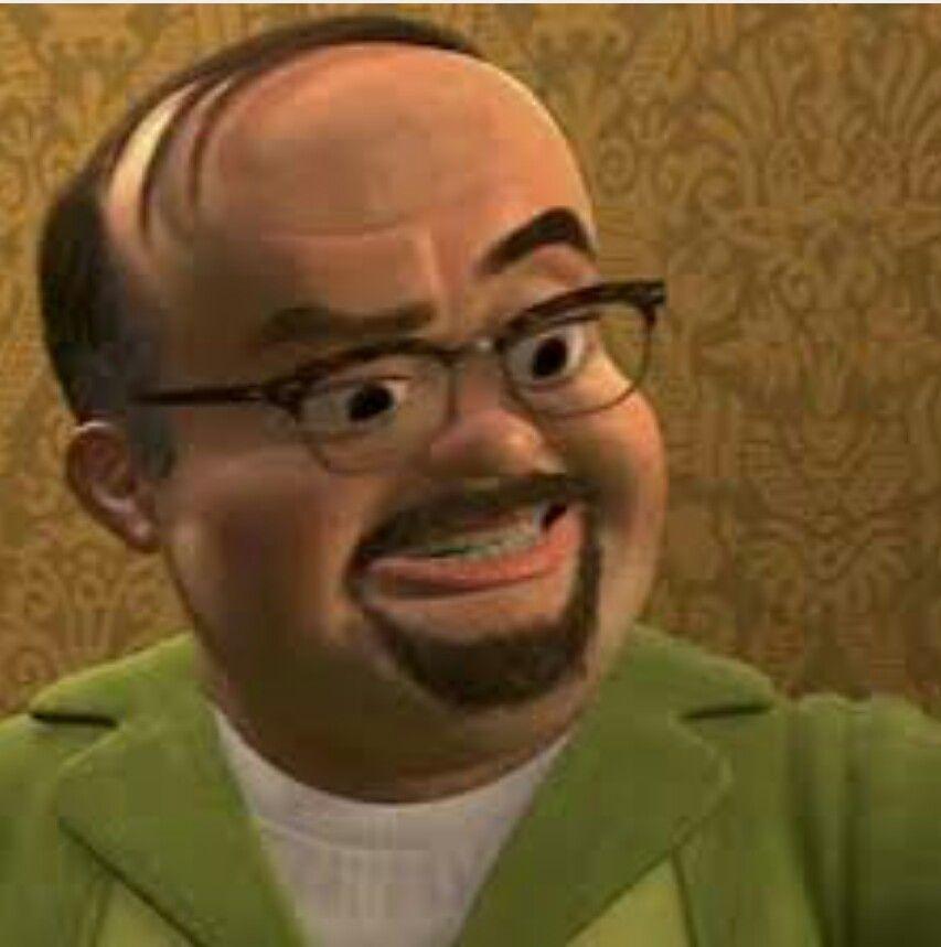 Big Al From Toy Story 2 Toy Story Neck Beard Popular Memes
