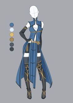 Battle outfit