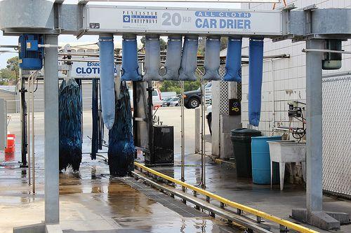 John Hine Mazda San Diego Car Dealerships Service Carwash 13 Car