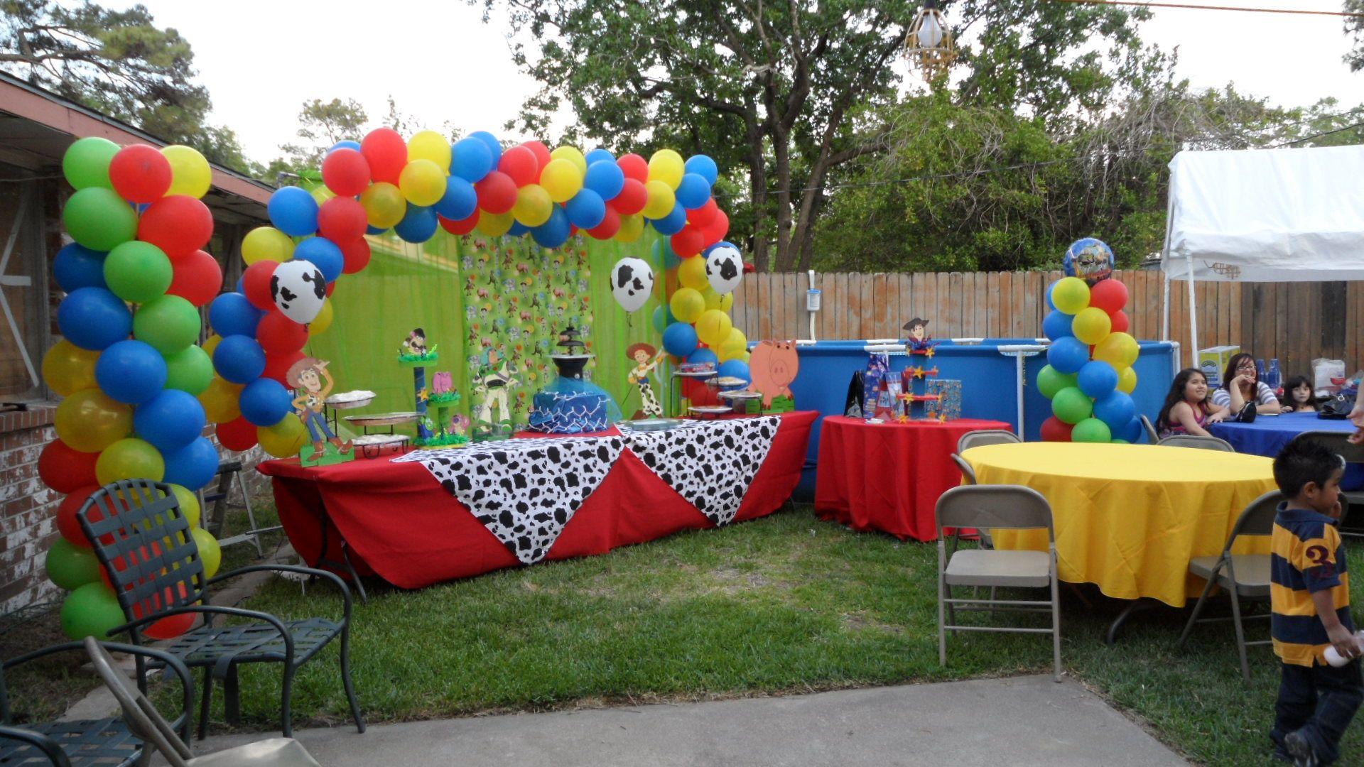 Blog De Fiestas Decoraciones Para Fiestas De Toy Story En