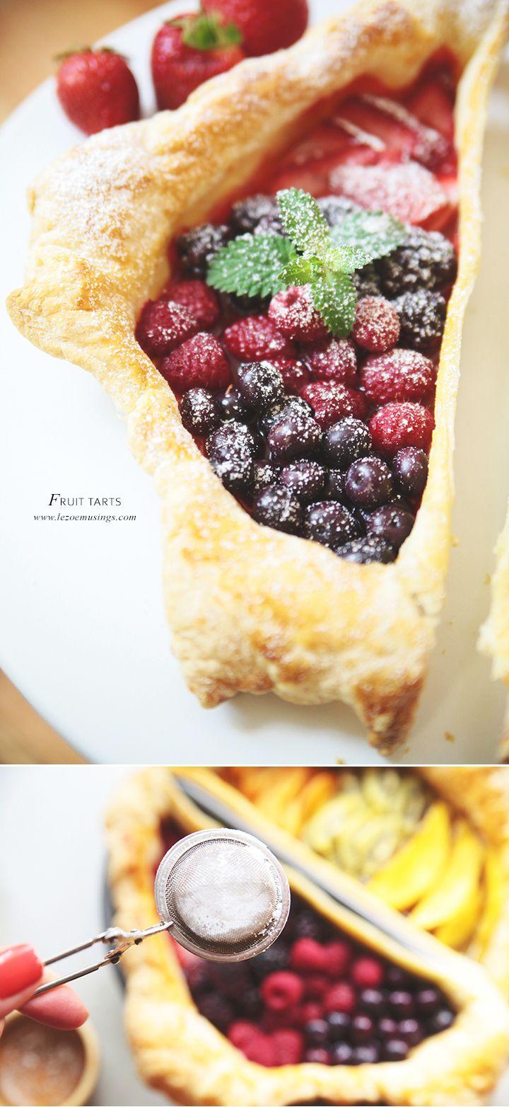 Fruit Tart by Le Zoe Musings 3