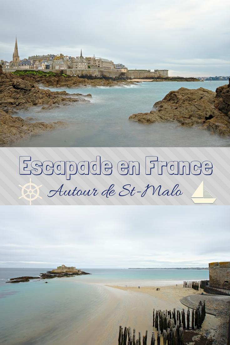 Voyage En Bretagne Saint Malo Et Les Cotes D Armor Vacances