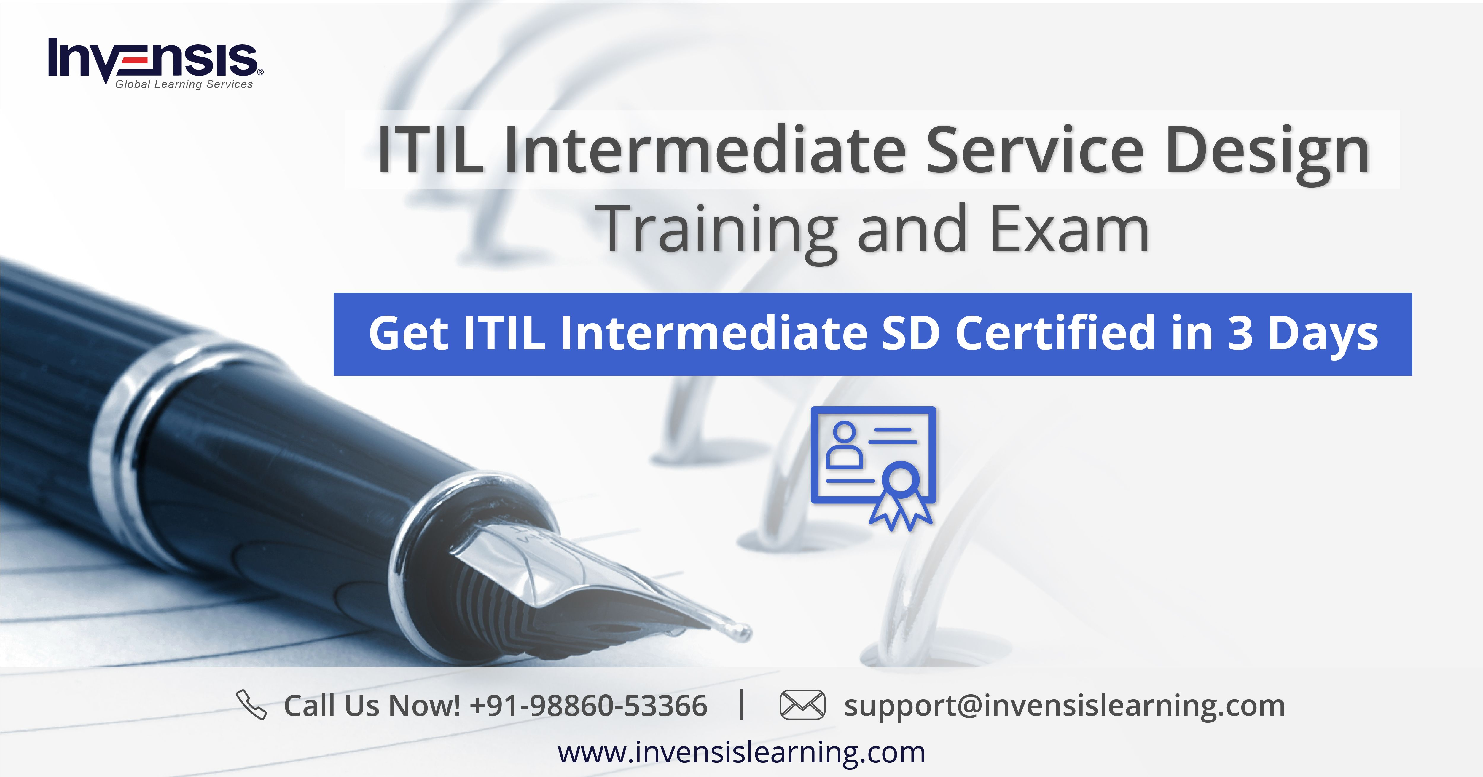 3 day full time intensive itil intermediate service design sd 3 day full time intensive itil intermediate service design sd certification exam xflitez Choice Image