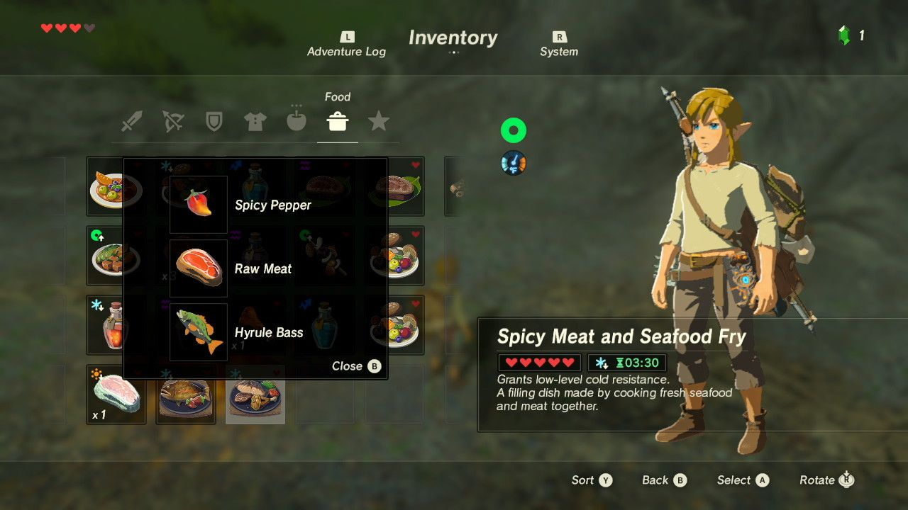 No Caption Provided Elixir Recipe Vegetable Drinks Breath Of The Wild
