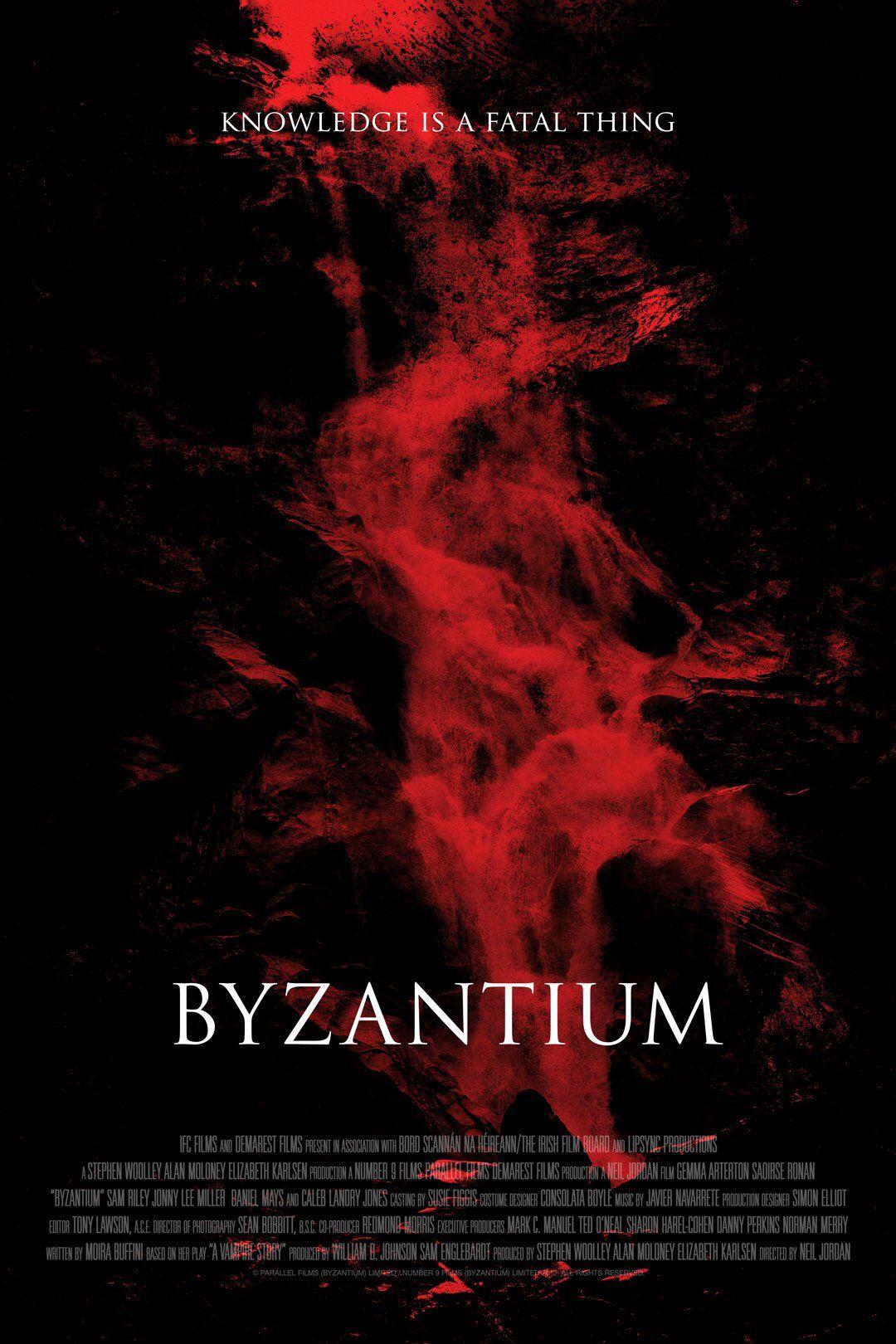 Byzantium (2012) Alternative movie posters, Photo