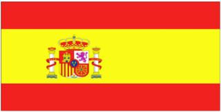 graphic relating to Printable Spanish Flag titled Geography for Young children: Spain Flag Free of charge printables Geography