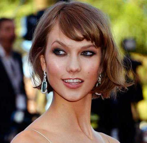 20 Female Celebrities with Inspiring Short Hairstyles | Female ...