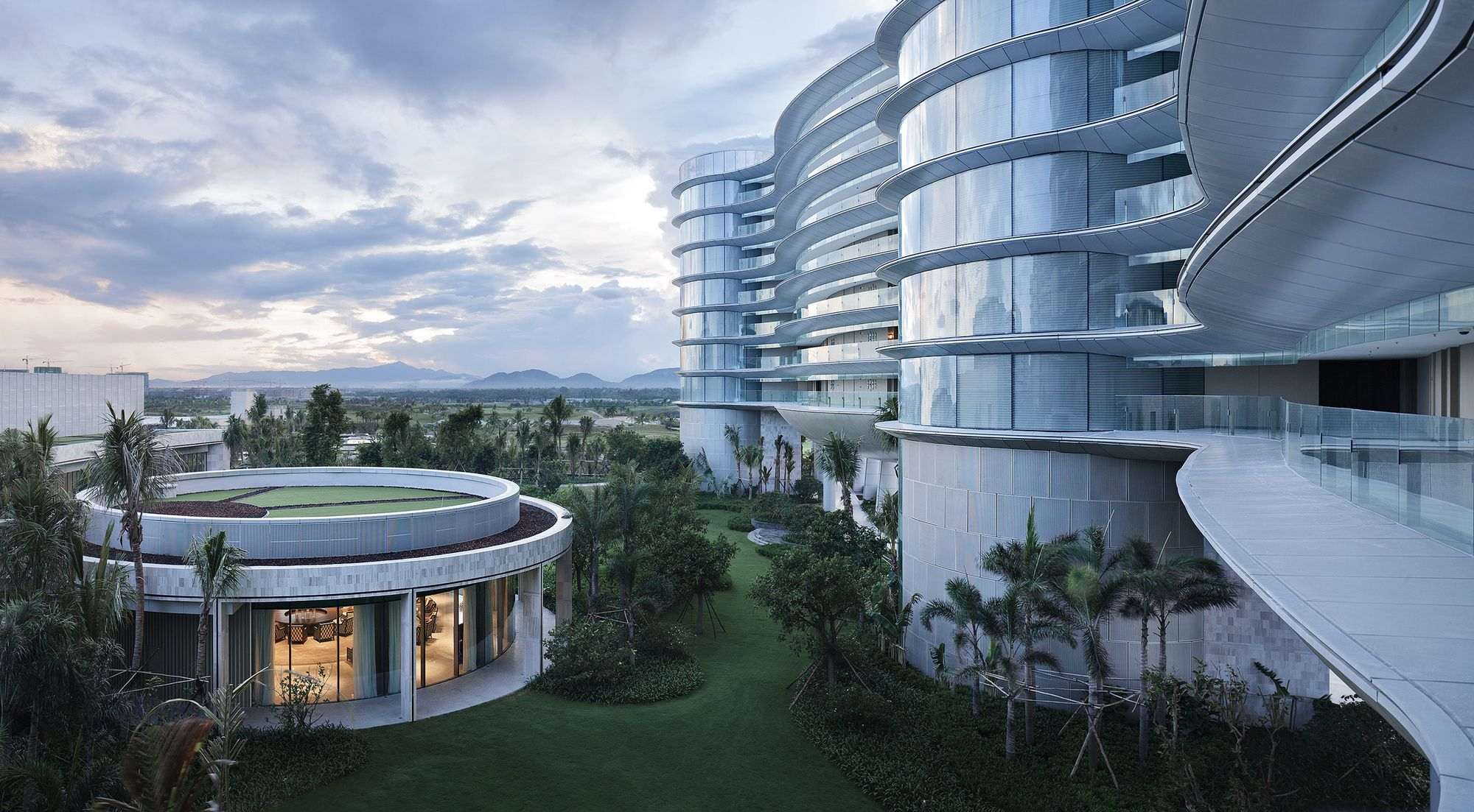 Gallery of Hainan Blue Bay Westin Resort Hotel / gad - 17 | Retail ...