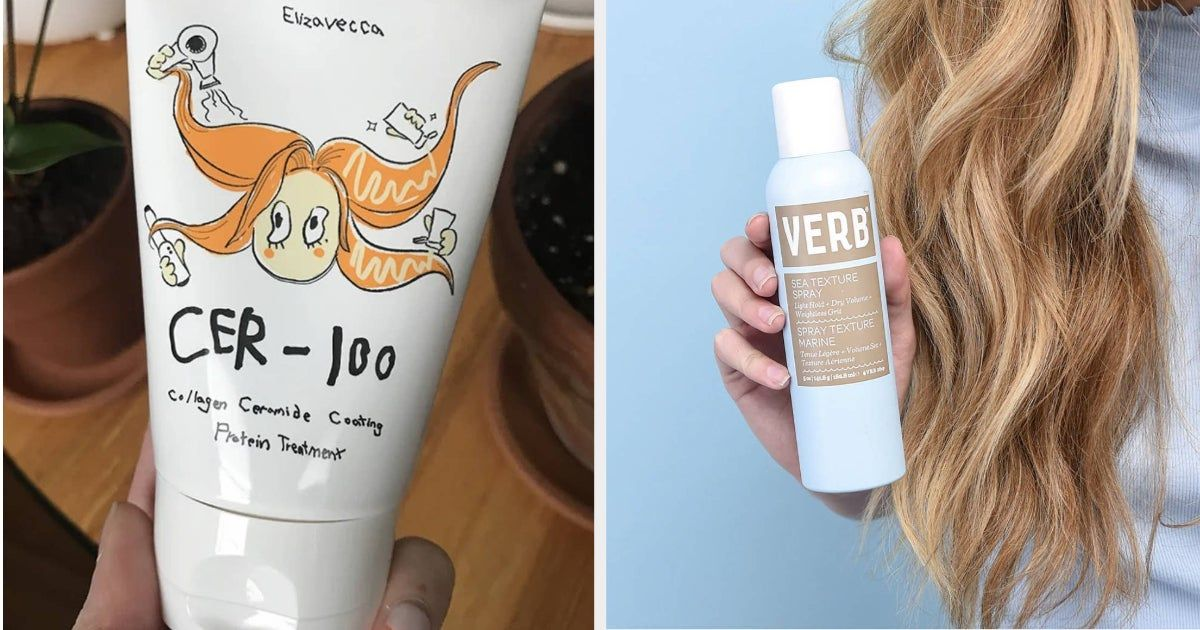 25 Problem-Solving Products For Anyone Who Feels Like Their Hair Gets Oily Immediately After Washing It
