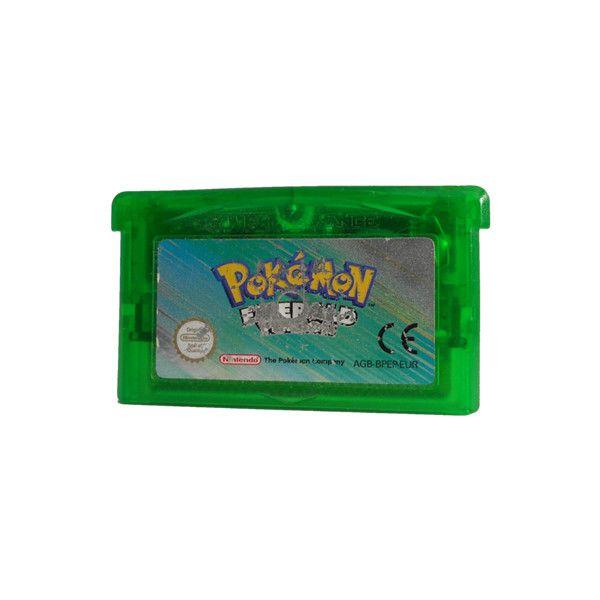Pokemon Emerald Game Cartridge Png Pokemon Emerald Clothes Design Polyvore