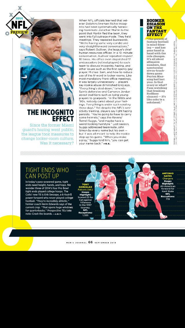 Men S Journal Magazine Editorial Design Magazine Layout Design Editorial Design Magazine Layout