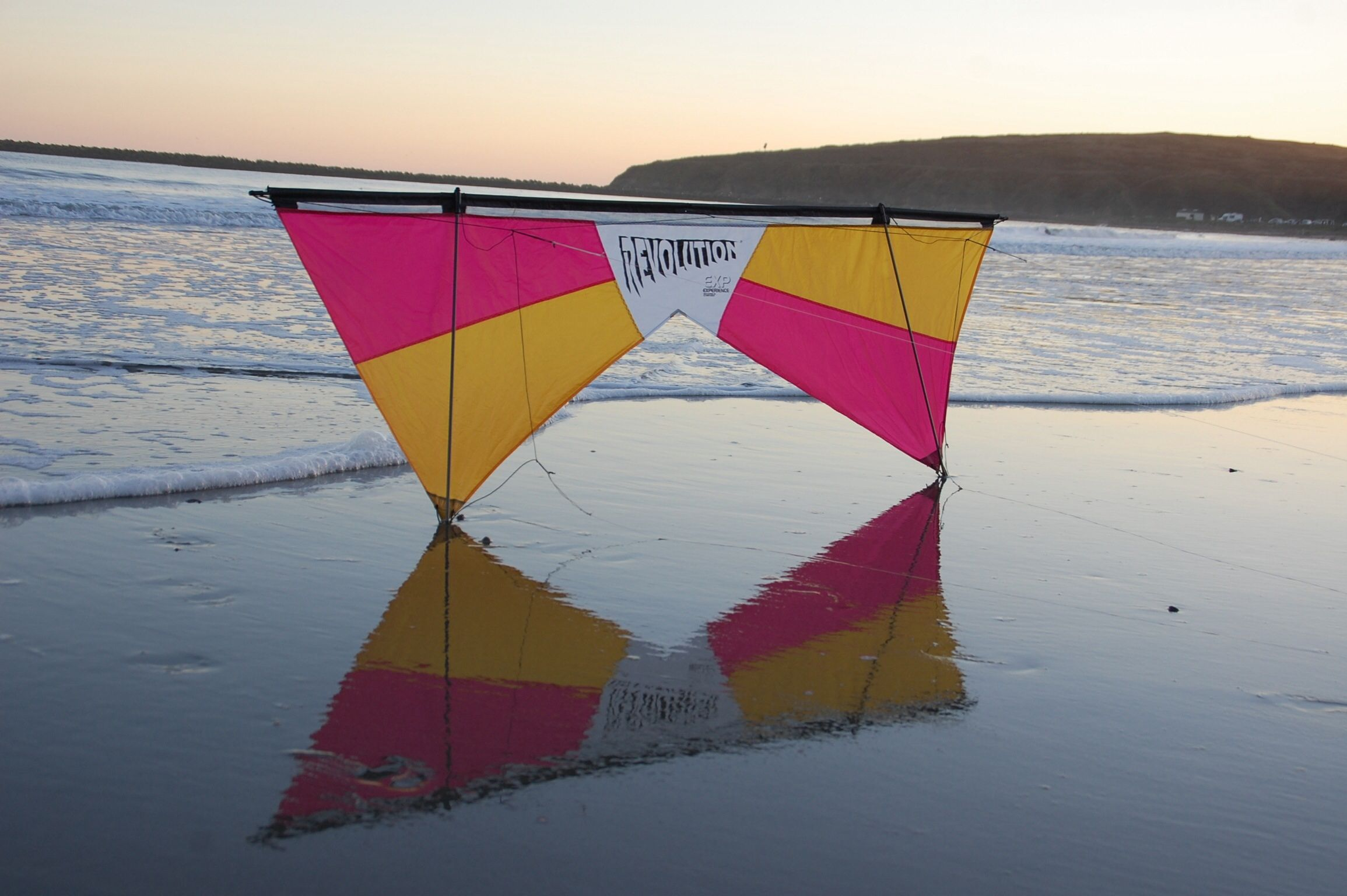 Revolution stunt kites Power kite, Stunt kite, Kite