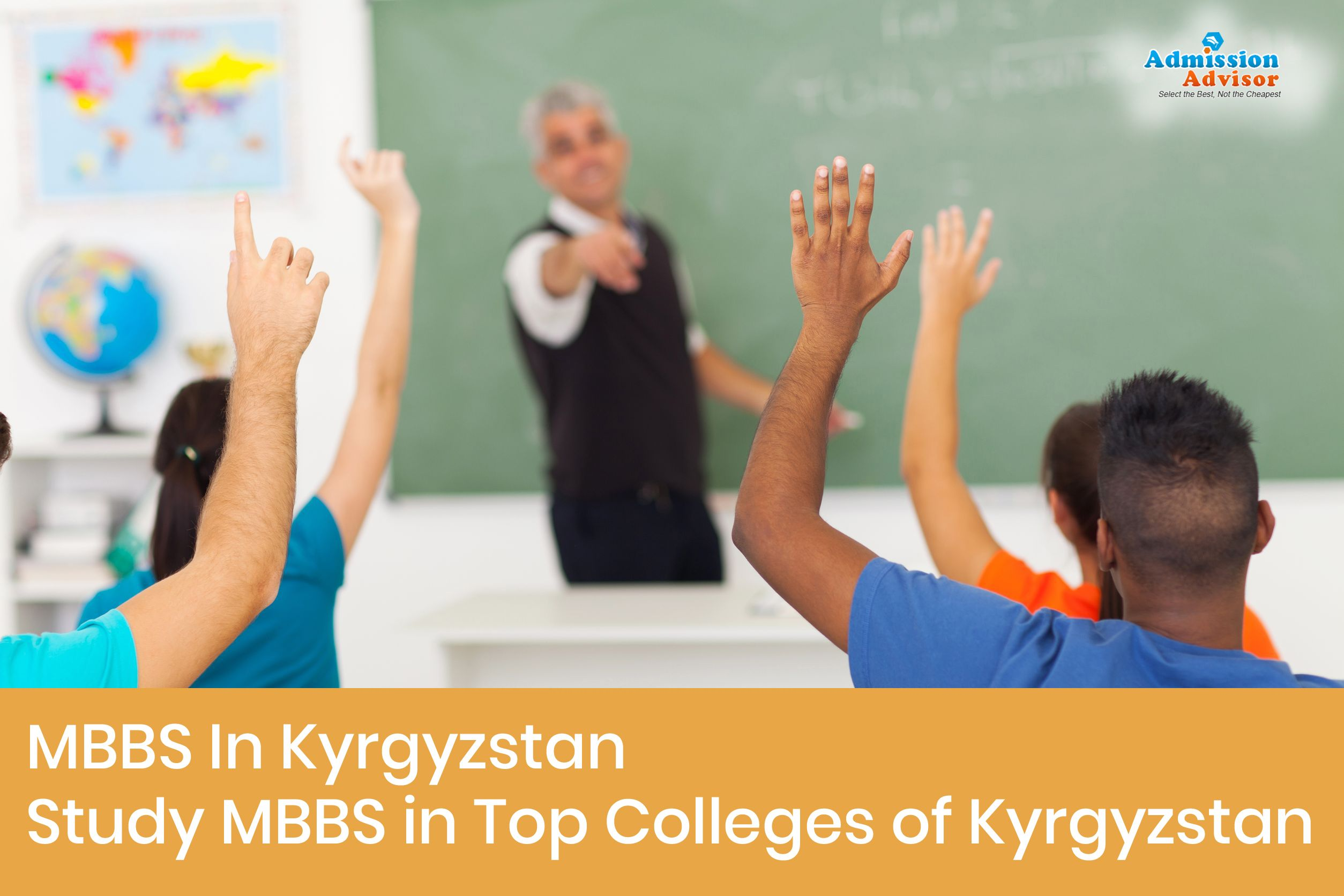Get direct admission in Kyrgyzstan and make your dream of