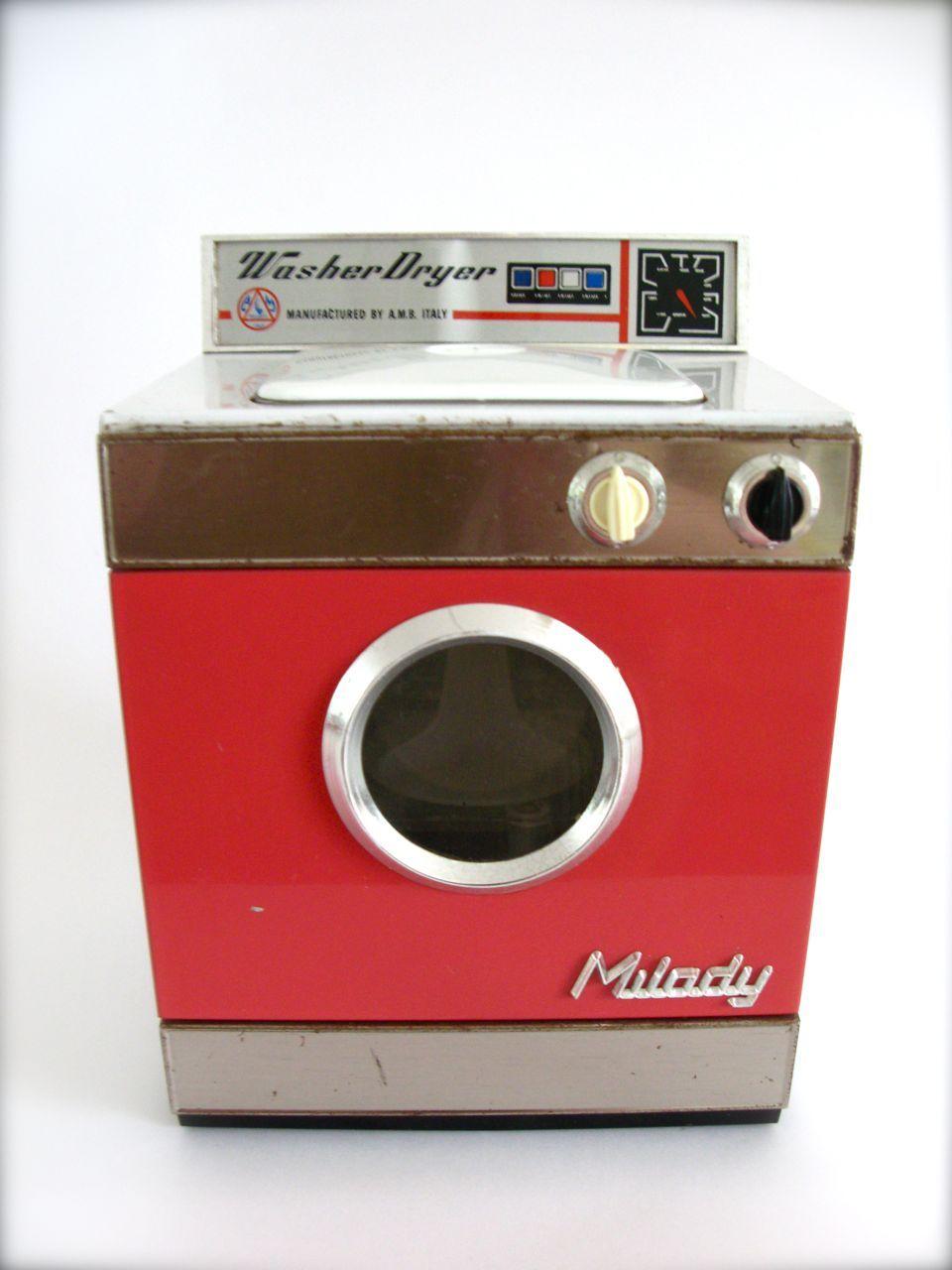 jouet vintage machine laver 1960 vintage vendre. Black Bedroom Furniture Sets. Home Design Ideas