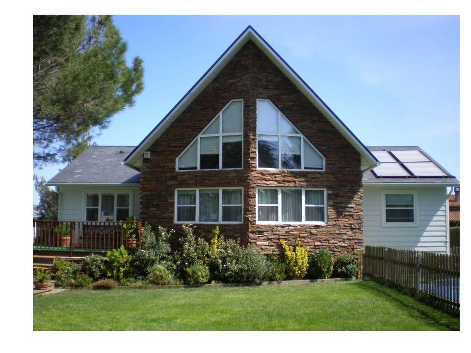 Detalle de la imagen de fachadas de casas americanas - Las casas mas bonitas ...