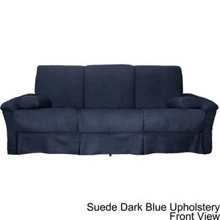 Taylor Perfect Sit & Sleep Transitional Pocketed Coil Pillow Top Full or Queen-size Futon Sofa Sleeper Bed | Overstock.com Shopping - Great ...