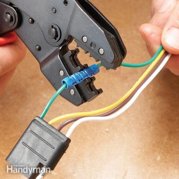 How To Splice Automotive Wires Car Repair Diy Auto Repair Shop Auto Repair