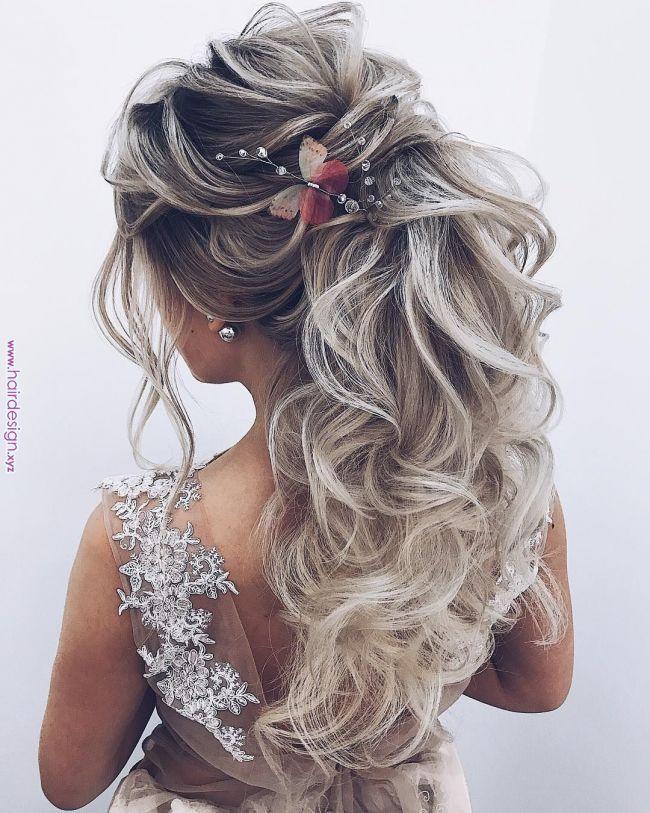 Weddinghairstyles Wedding Hairstyles In 2019 Pinterest Wedding Hairstyles Wedding Hairstyles For Hair Styles Formal Wedding Hairstyles Long Hair Styles