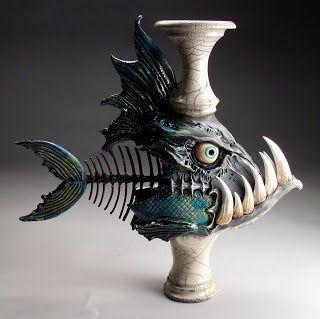 Mitchell Grafton, Ceramic Art