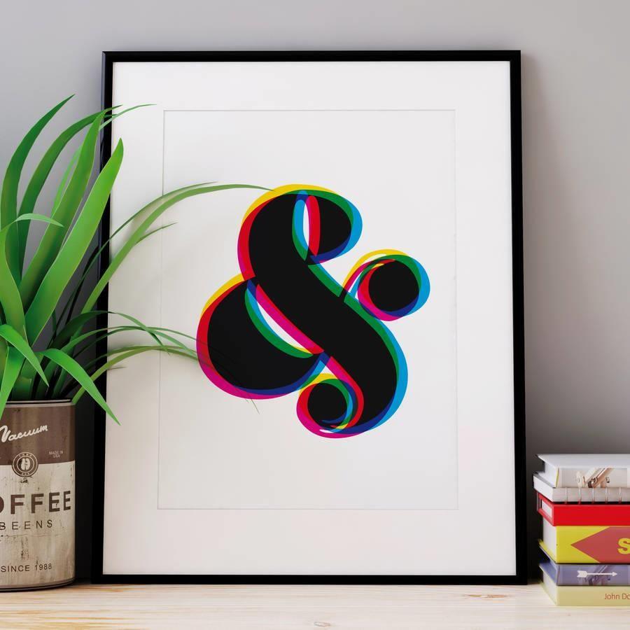 Ampersand azondpblowrc motivationmonday print
