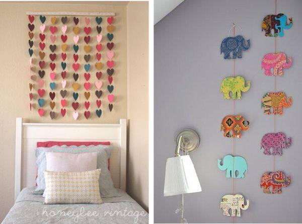 Decorar paredes de una forma muy f cil y econ mica for Decoracion facil y economica para el hogar