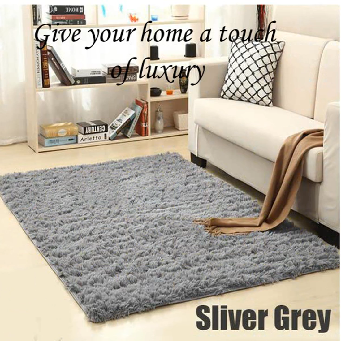 Give Your Home A Touch Of Luxury With This Living Room Rugs Givin