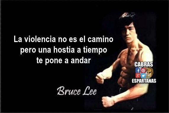 Imágenes Y Memes De Humor Bruce Lee Frases Bruce Lee Y