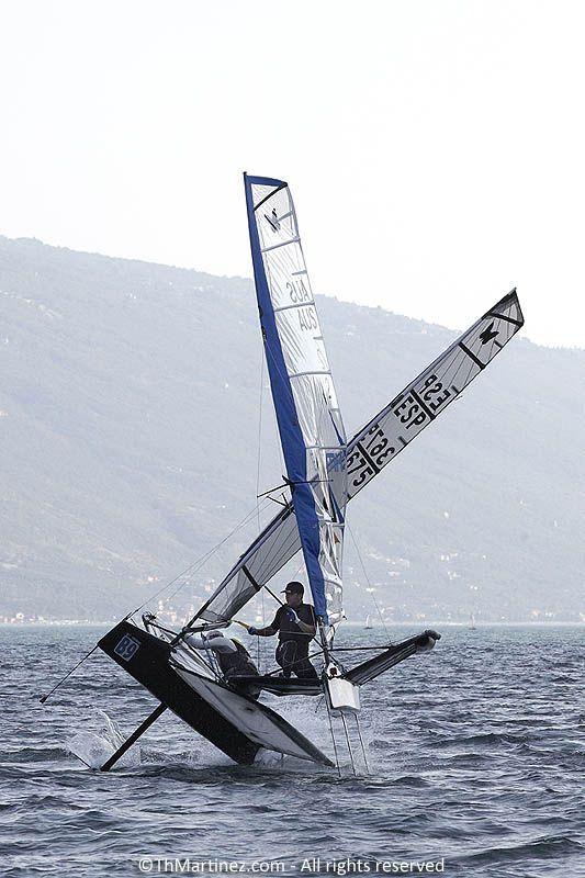 Zhik Moth World Championaship Moth Sailing Sailing Yacht Sailing Gear