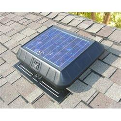 Sunrise 1050 Solar Power Ventilator Solar Powered Attic Fan Solar Attic Fan Attic Fans