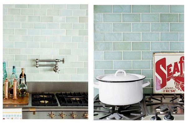 Pin On Glass Tile Kitchen Backsplashes