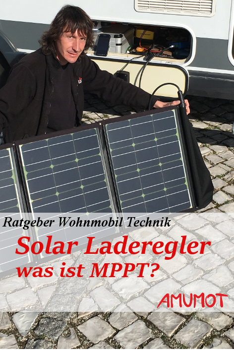 mppt solar laderegler vs pwm im wohnmobil wohnmobil. Black Bedroom Furniture Sets. Home Design Ideas