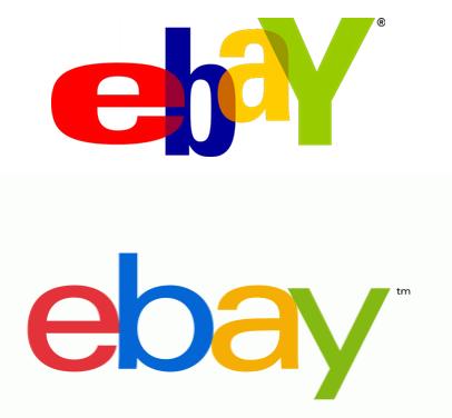 Ebay Releases A Completely Redesigned Logo Logo Redesign Logo Evolution Logos