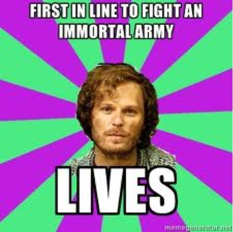 Rupert Young Aka Sir Leon From Merlin Meme With Images