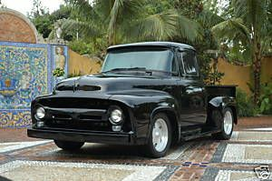 Cher S Vintage 1956 Ford F100 Pickup V Drivedana Vintage Pickup Trucks Dream Cars Pickup Trucks