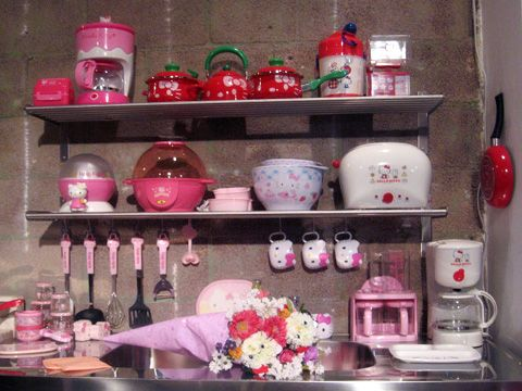My Hello Kitty dream kitchen appliances   Design rooms   Pinterest ...