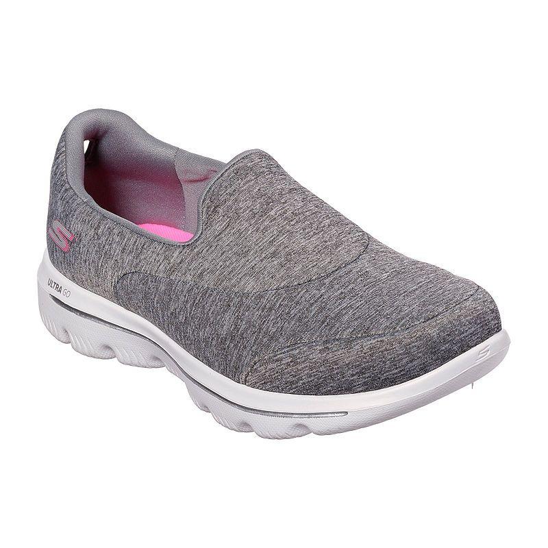 Skechers Go Walk Evolution Womens Walking Shoes Slip On Walking Shoes Women Women S Slip On Shoes Skechers