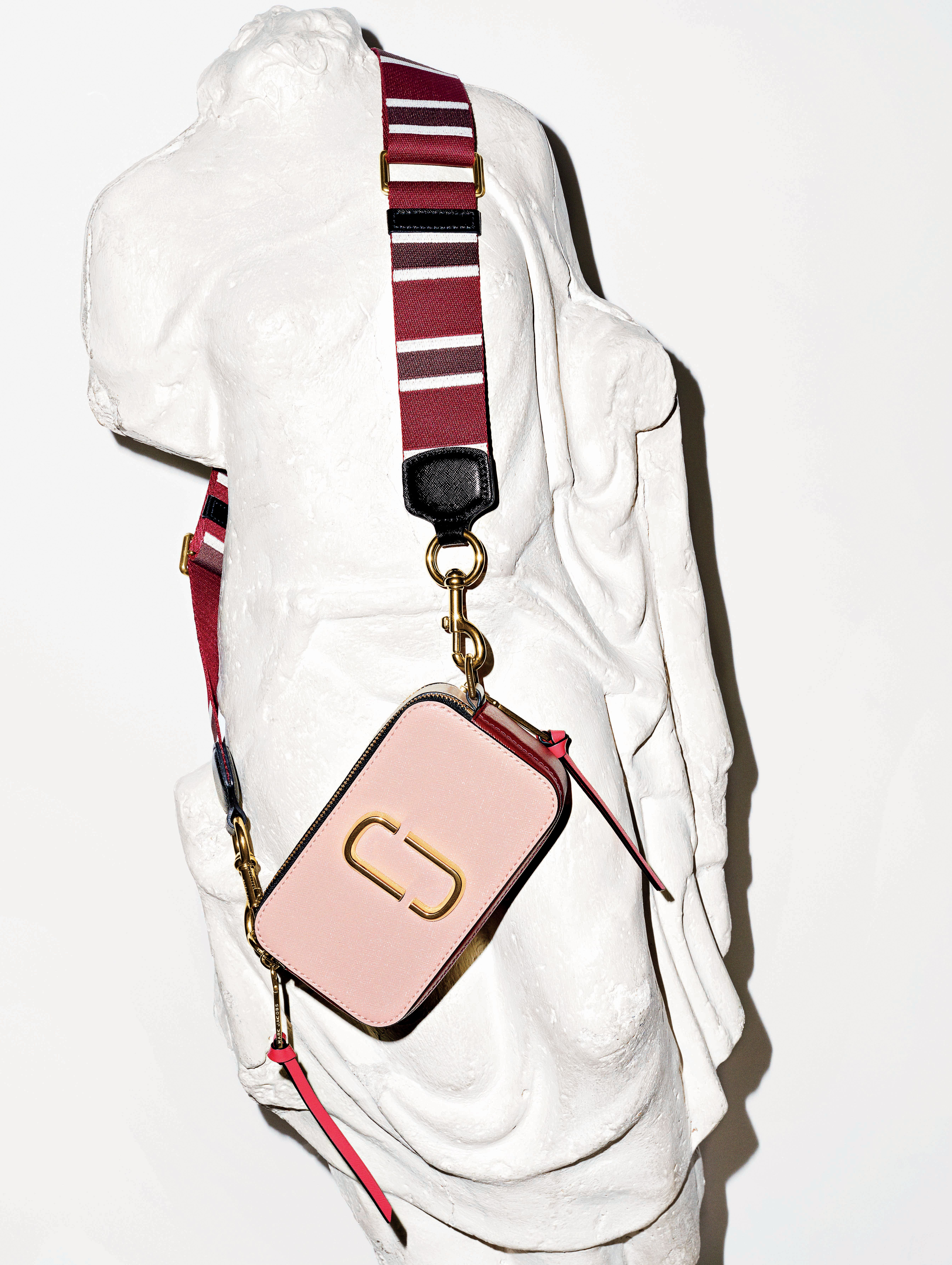 069f3b601bc2 Marc Jacobs Snapshot Bag in Rose