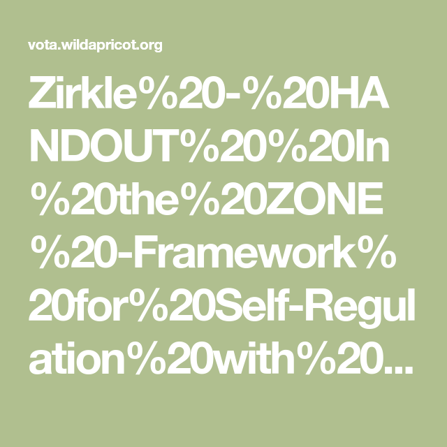 Zirkle%20-%20HANDOUT%20%20In%20the%20ZONE%20-Framework ...