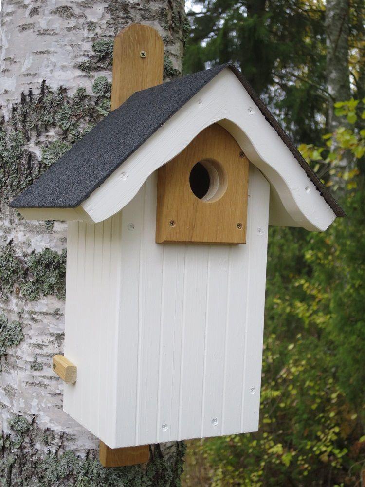 Bankebergs Fågelholkar - stor sortering av fågelholkar::..
