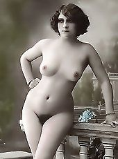French naked ladies #15